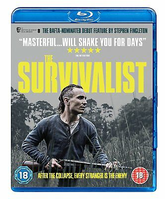 The Survivalist (2015) Blu-Ray BRAND NEW Free Ship USA Compatible