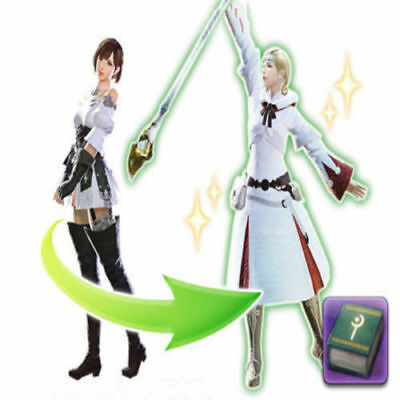 FINAL FANTASY XIV Job Level Boost Tales of Adventure: One White Mage's Journey I