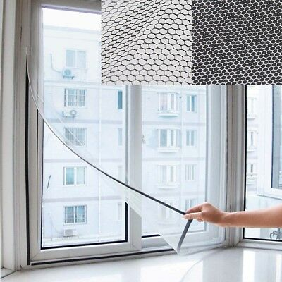 Anti-Insect Fly Bug Door Window Mosquito Net Mesh Curtain Screen Protector