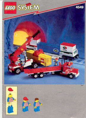 lego toy story 3 train instructions
