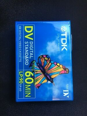 Tdk Digital Video Cassette