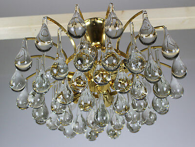 BIG DROP Kronleuchter Lampe Christoph Palme 70er 60er Design Chandelier Luxus