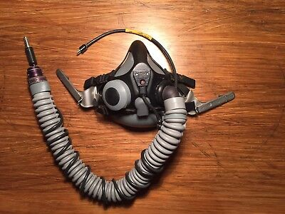 RARE GENTEX MBU-20/P LARGE WIDE with Anti-suffocation DEVICE.