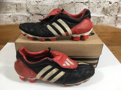 71cda1440688 Vintage Adidas Predator Mania football Boots Uk 9 US 10 Eu43 OG Soccer  Cleats FG