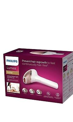 Philips Lumea Prestige BRI950/00 IPL Hair Removal Device for Body and Face Read