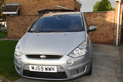 2009 Ford S Max 7 Seater Diesel Mot Till October  2750.00 Drive Away No Offers