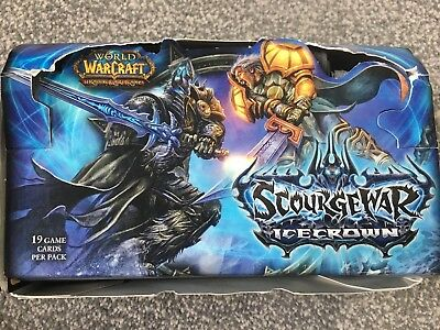 World Of Warcraft TCG Lot / Bundle - Icecrown - Commons / Uncommons