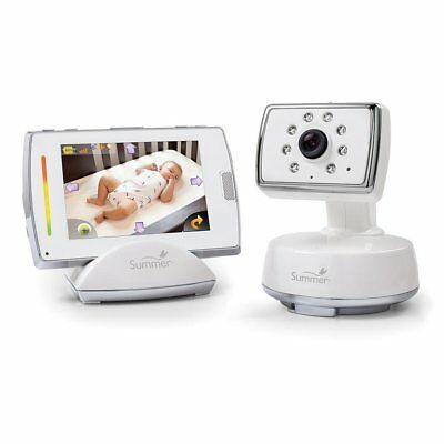 Summer Infant Touchscreen Digital Color Video Baby Monitor 28680Z