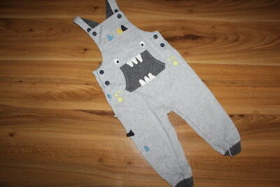 TU boys grey dungarees 18-24 months *I'll combine postage*