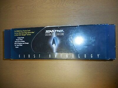 Star Trek Customizable Card Game - First Anthology - 963 cards including limited