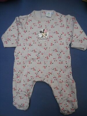 pyjamas baby disney  minnie  1-3 mois