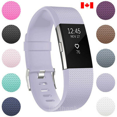For Fitbit Charge 2 Replacement Smart Watch Strap Bracelet WristBand Small Large