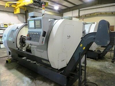Mighty Viper CNC Turning Center