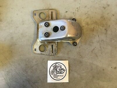 1977 Honda Cb750 Kz Tail Light Mount And License Plate Holder