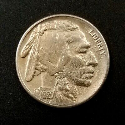 1920 S Buffalo Nickel! A great coin for your collection!