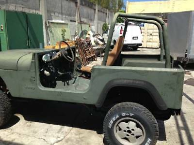 1985 Jeep Other  Jeep YJ Project
