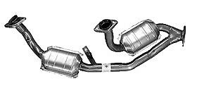 Catalytic Converter Fits: Ford - Front Pipe w/2 Cats. 92-95 Taurus 3.0L All SHO