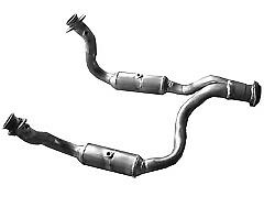 Catalytic Converter Fits: Ford - Y-Pipe Cat. 08-10 F250/350 Superduty 5.4/6.8L /