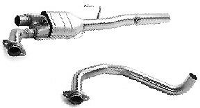 Catalytic Converter Fits: Dodge - Front Pipe w/Cat. 94-99 Ram 1500 3.9/5.2/5.9L,