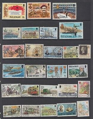 Useful ISLE OF MAN Selection. Starting at Just 69p (REF 23218)