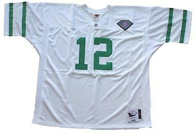 f6188ad6 RANDALL CUNNINGHAM EAGLES Mitchell & Ness Authentic 1992 White NFL Jersey