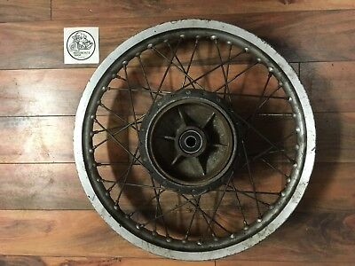 1975 Can Am Mx2 250 Rear Wheel Rim