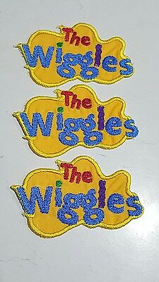 Embroidered WIGGLES LOGO MOTIF.........