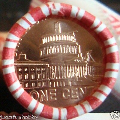2009 - P Lincoln Presidency pennies cents 1 BU H/T's roll 1st release N.F String
