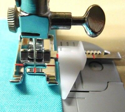 Adjustable Guide Sewing Machine Foot For Singer Janome Brother Toyota