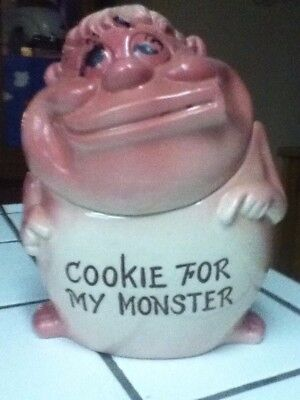 Rare Cookies For My Monster Cookie Jar
