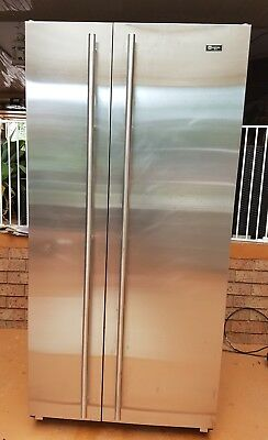 Maytag Stainless Steel Side by Side Fridge
