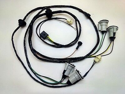 1970 70 CHEVY Chevelle Malibu Rear Tail Light Wiring Harness ...  Chevelle Rear Wiring Harness on 70 chevelle steering coupler, 70 chevelle starter wiring, 70 chevelle seat, 70 chevelle oil filter, 69 camaro wiring harness, 70 chevelle intake, 70 chevelle air cleaner, 70 chevelle tach, 68 camaro wiring harness, 68 corvette wiring harness, 70 chevelle voltage regulator, 70 chevelle dash wiring, 66 mustang wiring harness, 70 chevelle washer pump, 70 chevelle ignition switch wiring, 70 chevelle master cylinder, 70 chevelle throttle cable, 70 chevelle fan shroud, 70 chevelle heater core, 69 roadrunner wiring harness,