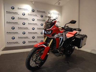 Honda africa twin crf 1000 l travel edition dct crf rally