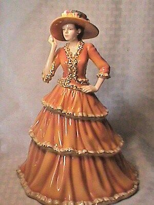 Royal Doulton Pretty Ladies Diana Figurine Signed by Michael Doulton HN5334