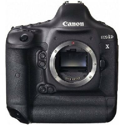 USED Canon EOS-1D X 18.1MP Full Frame CMOS Digital Body Excellent FREE SHIPPING