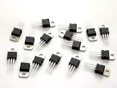 16 pcs TO-220 Voltage Regulator 7805 7809 7812 7815 7905 7909 7912 LM317   #1634