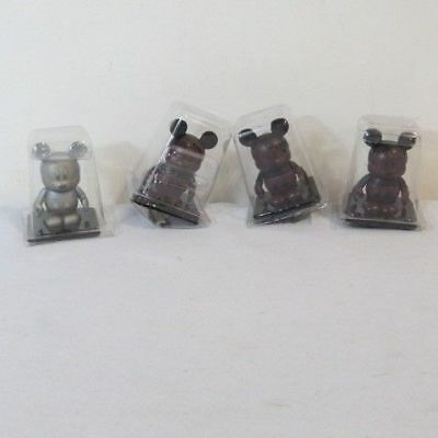 Lot of 4 Series 5 and 7 Vinylmation Figures IOP