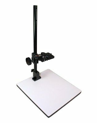 """Albinar 23"""" High Copy Macro Stand with 14""""x16"""" Base, Quick Release Mount and"""