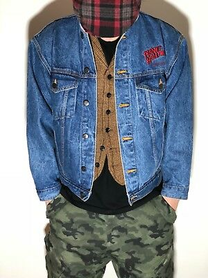 Planet Hollywood vintage denim jacket