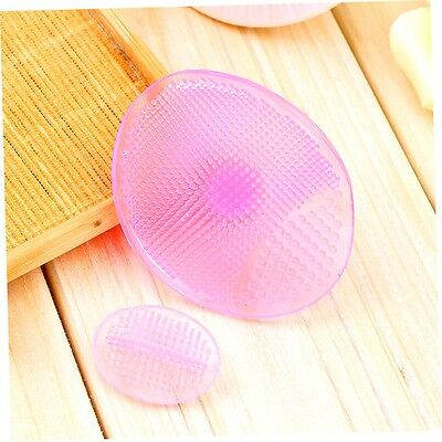 Facial Cleansing Face Washing Blackhead Remover Silicone Gel Pad Brush oi