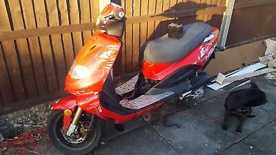 scooter moped spares or repair