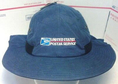 Usps Postal Summer Extreme Condition Hat Uv Protection Neck Cover With Usps Logo