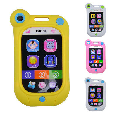 Baby Kids Learning Study Musical Sound Cell Phone Children Educational Toy Music