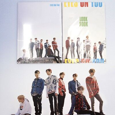 [GOT7]Mini Album Eyes On You/Look/Album+Poster+Preorder Gifts/You Version