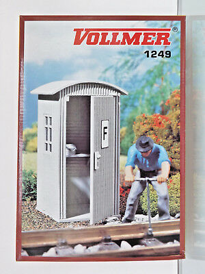 Vollmer 41249 - G Scale Kit - Track Phone - Garden Railway Enlisting BOXED
