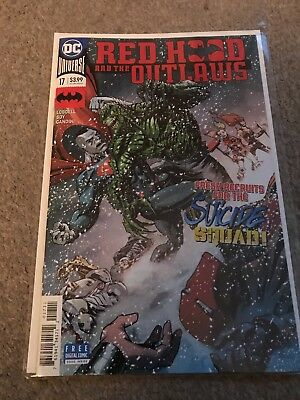 Dc Universe Red Hood And The Outlaws Issue 17
