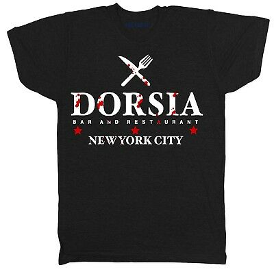 Dorsia Inspired By American Psycho Movie Film Crime Horror Tv T Shirt