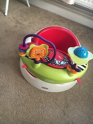 mamas and papas snug activity tray And Chair