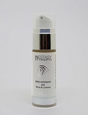 Crema siero intensivo con estratto alla Bava di Lumaca MADE IN  ITALY 30 ml BIO