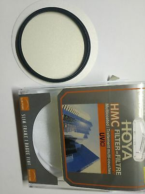 82mm  HOYA HMC UV(C) Camera Lens Slim Frame Filter Multicoated (New)